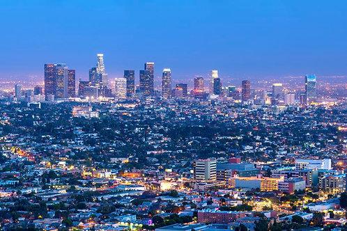 Pernottamento a Los Angeles