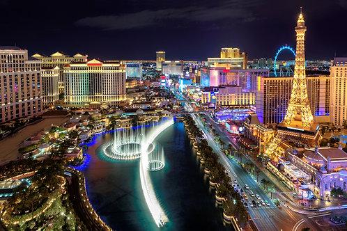 Coupon per uno spettacolo serale a Las Vegas