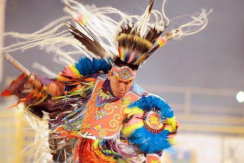 Serata con cena tipica Navajo e danze tribali