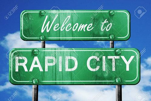 Pernottamento a Rapid City