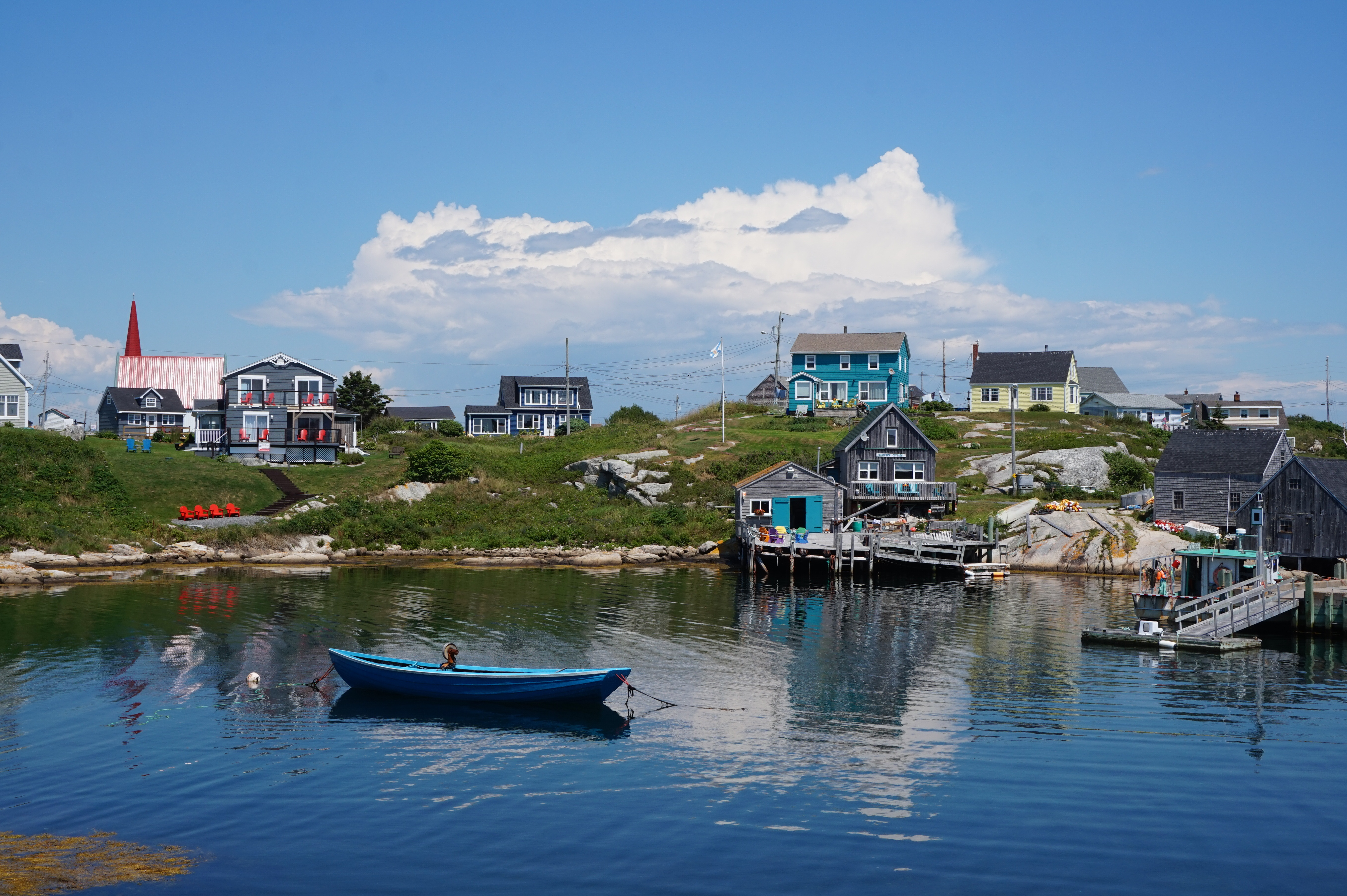 Nova Scotia - Peggy Cove