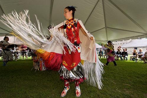 Danzando con i Nativi americani