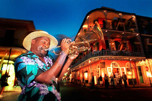 Jazz Night a New Orleans