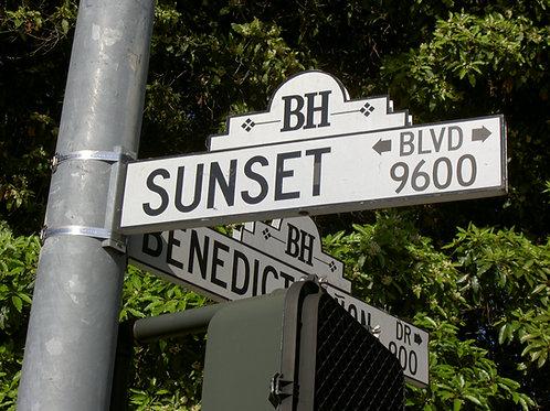 Passeggiata guidata tra le vie di Beverly Hills