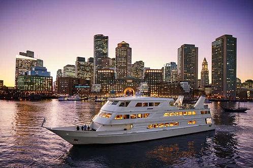 Dinner Cruise al tramonto a Boston