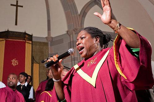 Tour di Harlem con funzione gospel domenicale