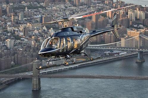 Tour di New York  in Elicottero