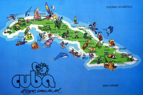 In viaggio verso Cuba, tra ninnoli e ricordi
