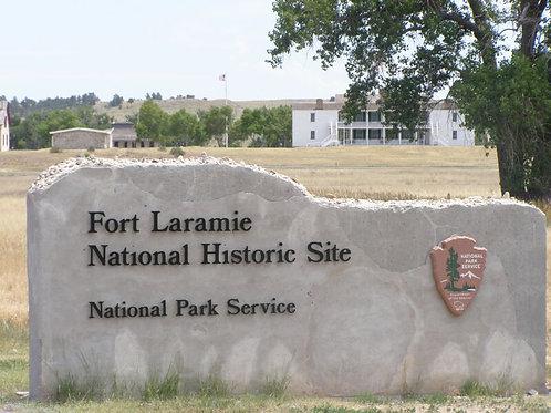 Visita guidata di Fort Laramie