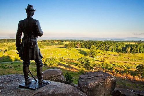 Visita guidata del Gettysburg Military Park