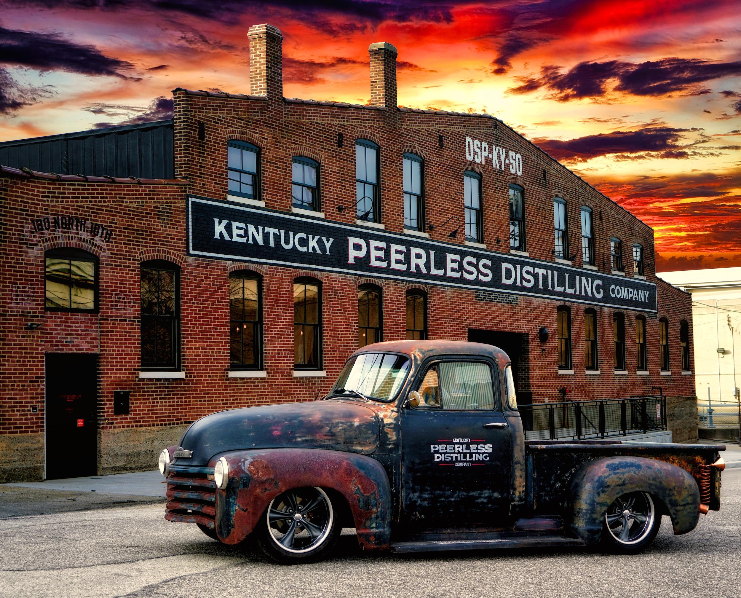 KY - Distillery