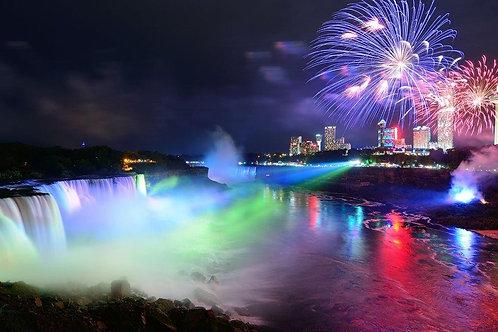 Pernottamento in suite vista Cascate del Niagara