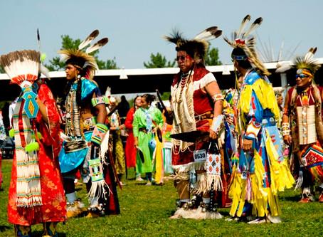 100°edizione del Crow Fair Powwow in Montana