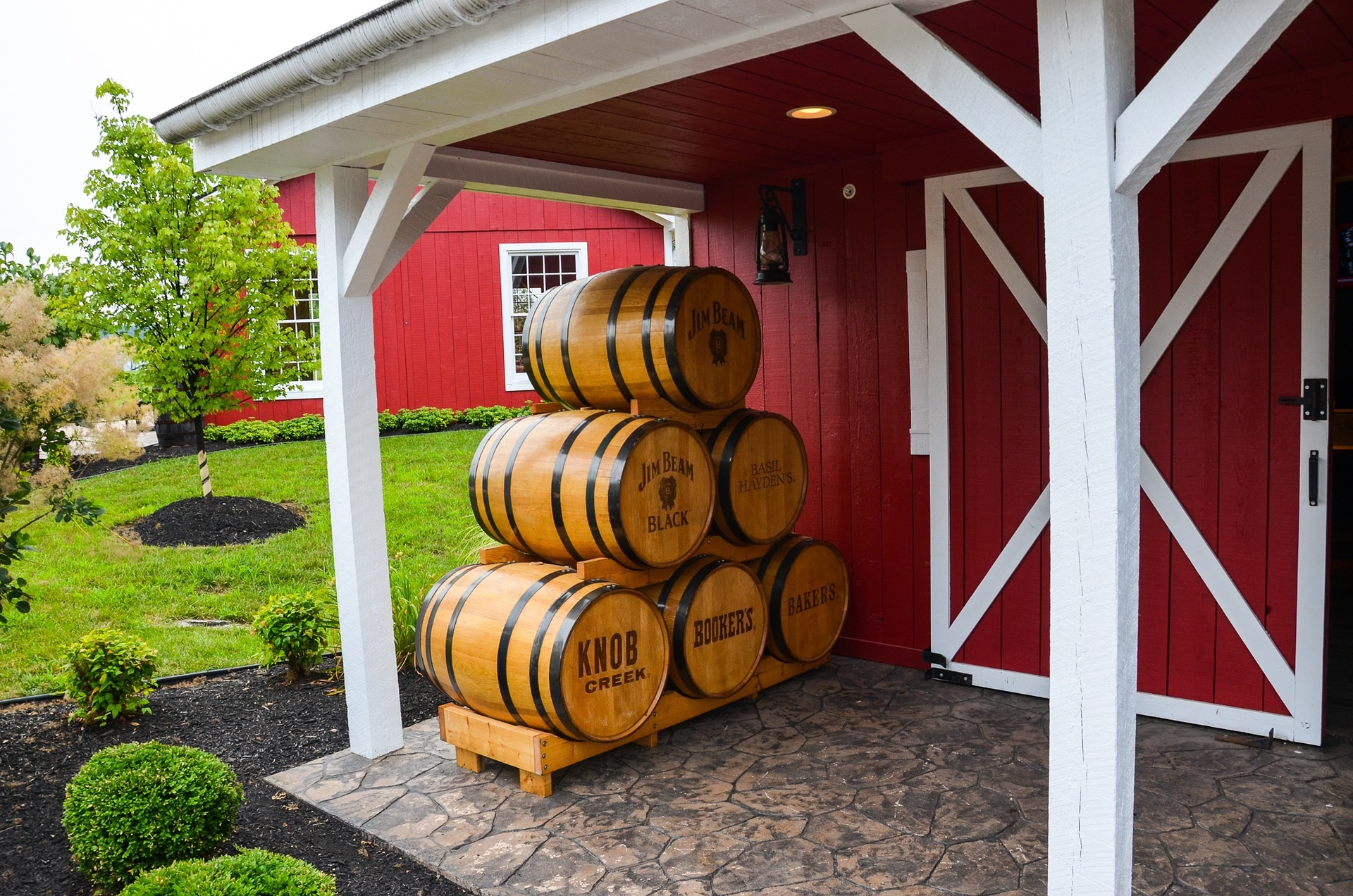 Kentucky Barrels