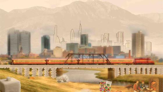 THE WATERMELON CITY