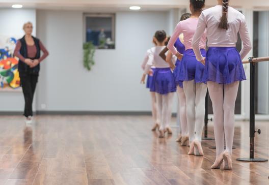 Danse classique intermediaire COMME ON D