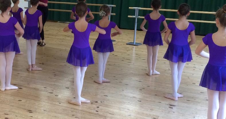 Danse classique - niveau intermédiaire