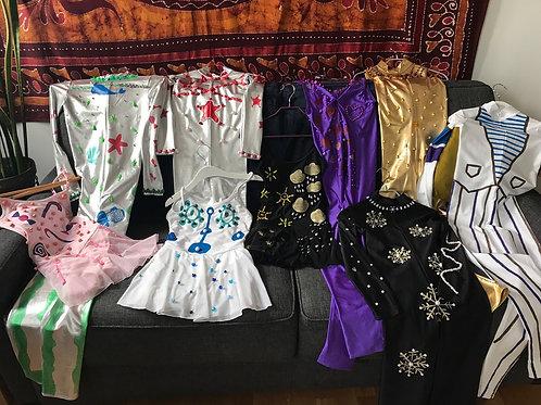 Costumes ELITE