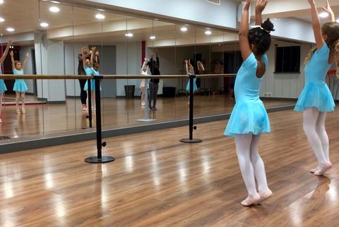 Danse classique initiation