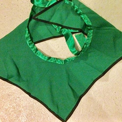 Sur-tutu vert
