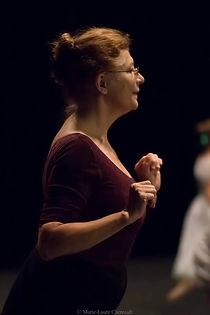 Dominique Pasca professeur de danse clas