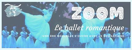 Fiche ZOOM sur le ballet romantique