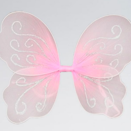 Aile de fée ou papillon
