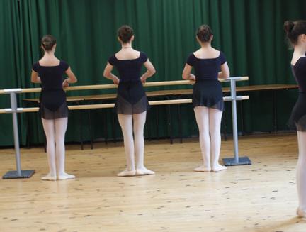 Danse classique - niveau avancé - COMME ON DANSE !