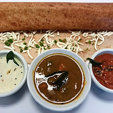 Chilli Cheese Dosa
