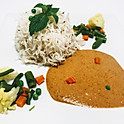 Vegetable Moghlai