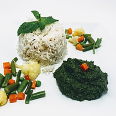 Palak Vegetable