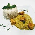 Chicken Coconut Korma