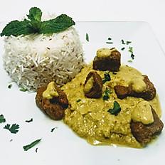 Lamb Coconut Korma