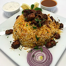 Ulavacharu Chicken Biryani