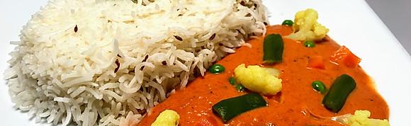 Curry Entrées