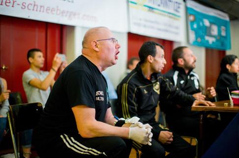 Ursu Igor's coach