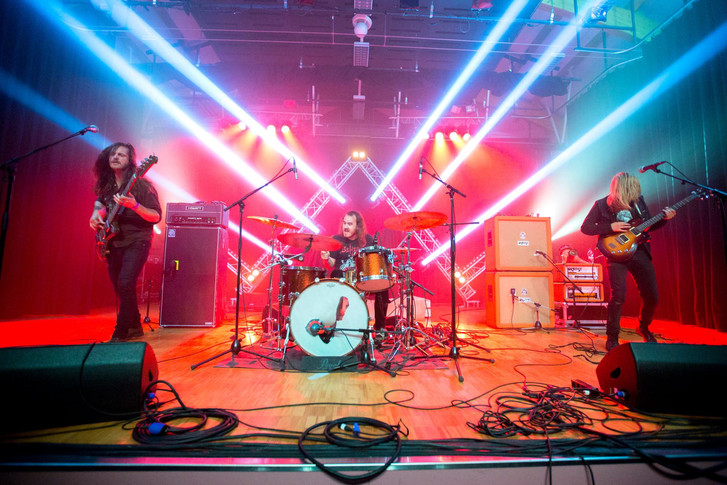 Kaleidobolt @ Croc' The Rock Festival