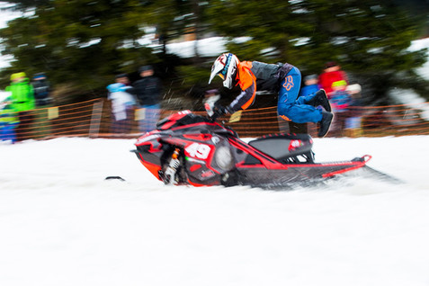 Federico Amadei @ Snowcross Swiss championship