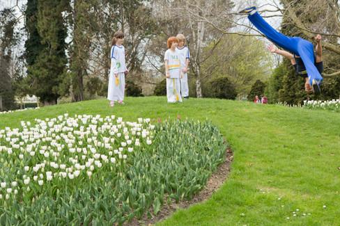 Fête de la Tulipes in Morges