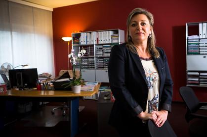 Nuria Gorrite, Conseillère d'Etat vaudois