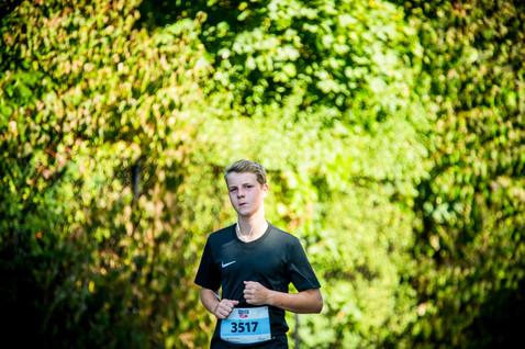 Ruben Miesen @ Romande Energie Run