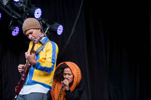 Nneka @ Caribana Festival, Crans-Près-Celigny