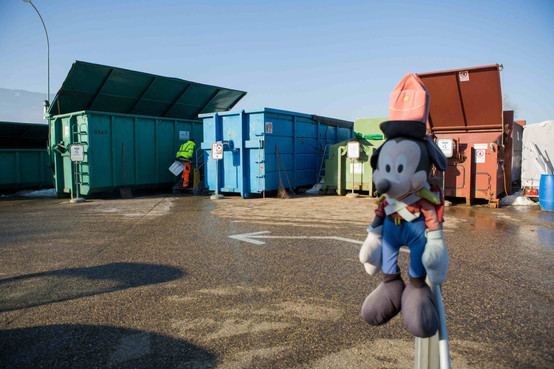 Gingins Recycling Centre