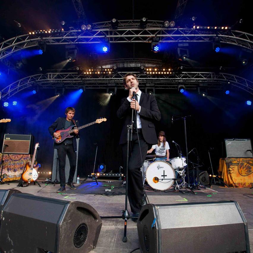 Le Roi Angus @ Caribana Festival