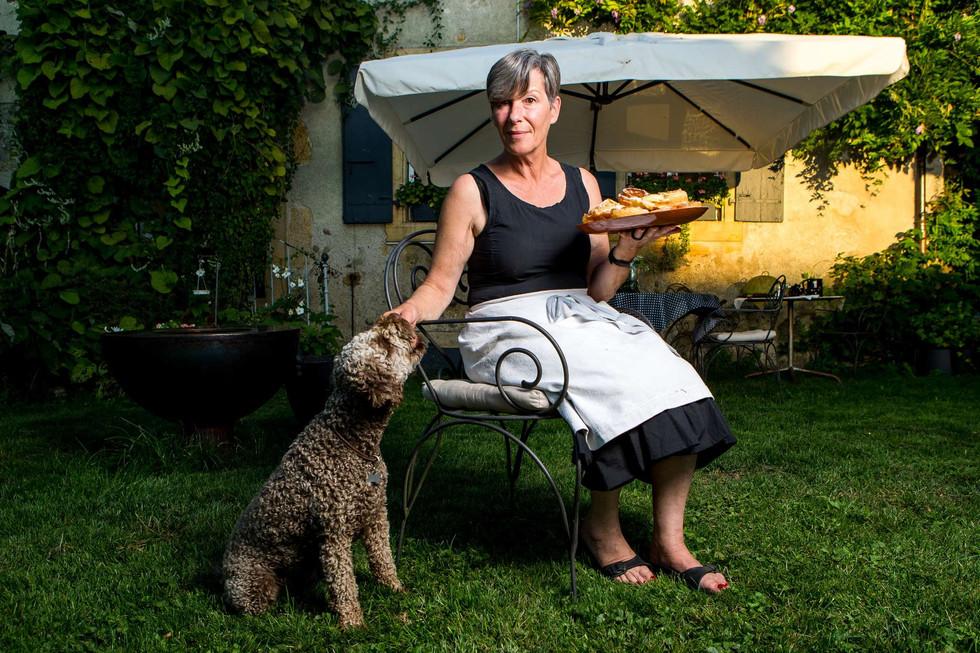 """Marie Devenoge a remporté la troisième saison de """"Cuisine de chez nous"""""""