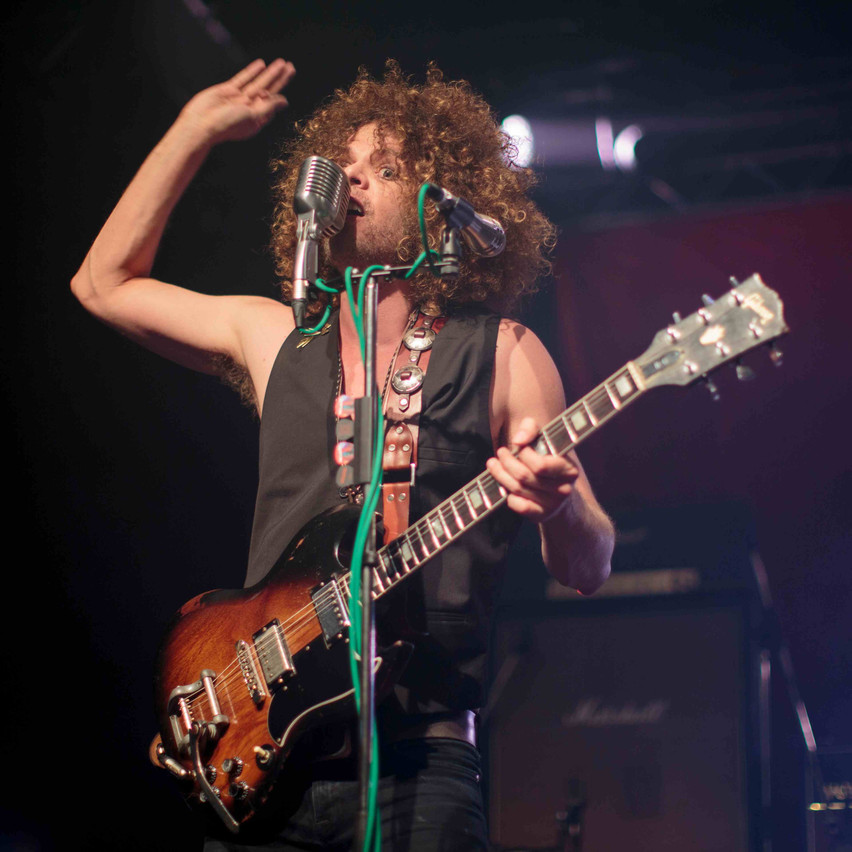 Wolfmother @ Les Docks