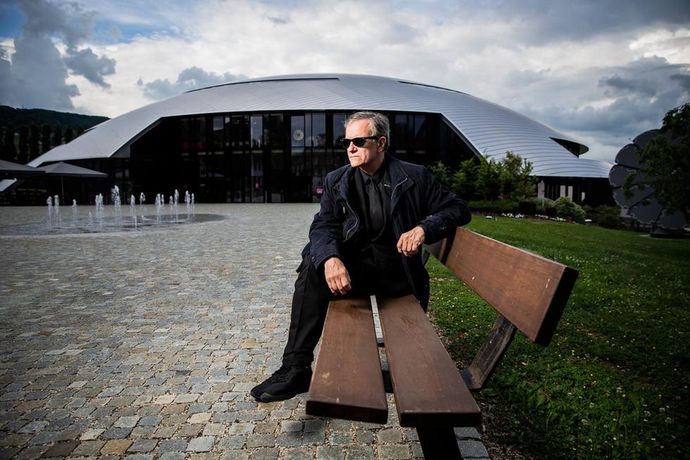 De passage à Rolle, Francis Huster raconte son théâtre: «C'est la vie que j'ai partagée avec