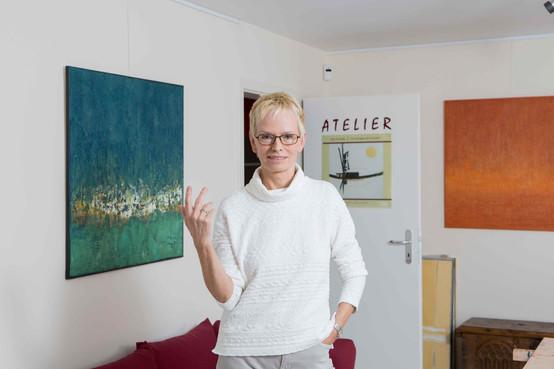 Ulie Schwab, artiste