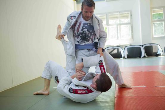 Nyon, Club Rollwise Brazilian Jiu-Jitsu. Entraînement Brazilian Jiu-Jitsu