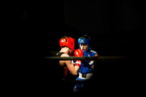Arthur Grenno (Red) VS Gabriel Tomas (Blue)